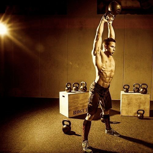 fat burning workouts with kettlebells