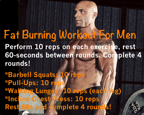 Best Fat Burning Workouts For Men